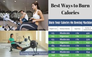 ways to burn calories